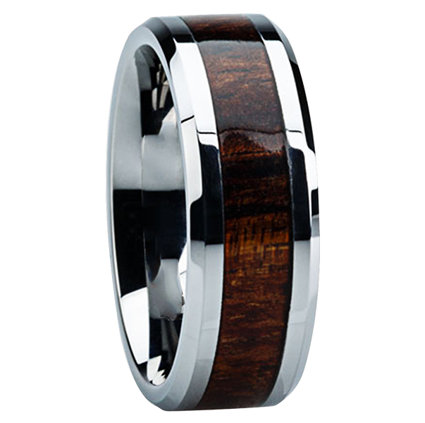 Wood Inlay Rings One Of The Hottest Categories Mens Wedding On Market