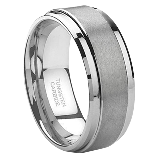 Tungsten Rings Durable Yet Elegant Mens Wedding Bands