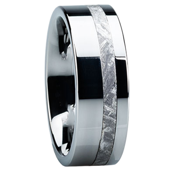 To Select The Most Exclusive Wedding Band Men Often Turn Some Materials That Are Not Only Rare But Also Unique There Is Good Demand For Meteorite