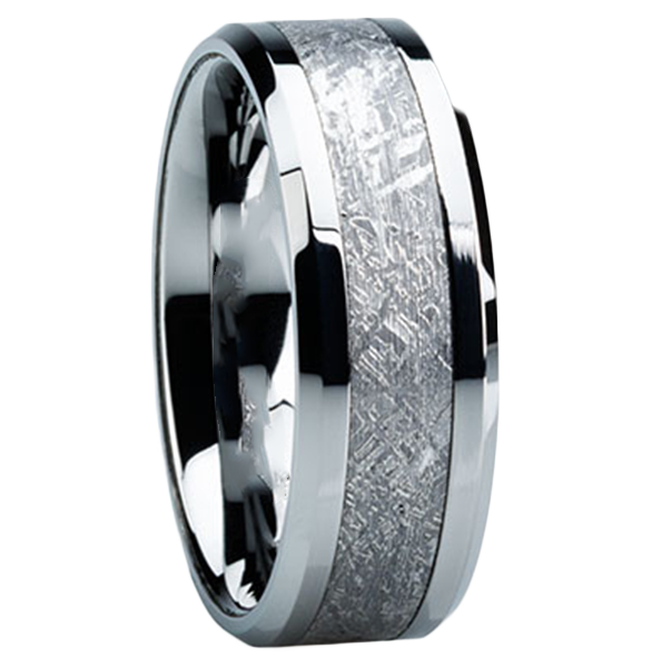 The T104m Pictured Below Is Just One Of Thousands Examples What Can Be Done When Tungsten Used In A Mens Wedding Band