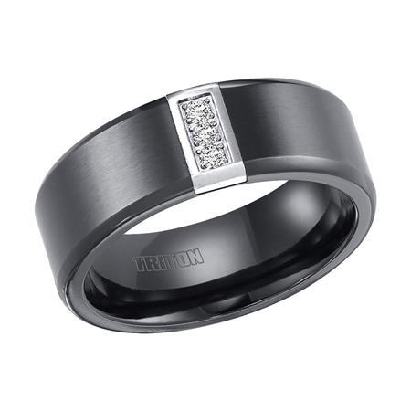 Titanium Rings Mens Wedding Bands