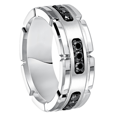 Custom Mens Wedding Rings Hottest Category On The Market